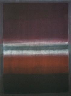 pigments sur toile, 130x97, 2012