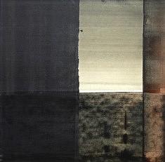 pigments sur papier, 40x40