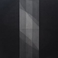 pigments sur toile, 140 x140