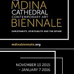 The Mdina Cathedral Contemporry Art Biennale 2015, Malta