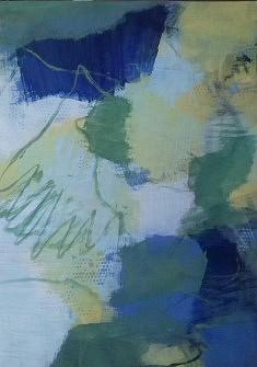 """""""mes paysages 9"""", 65x 55 cm"""