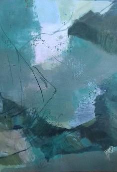 """""""mes paysages 10"""", 65x 55 cm"""