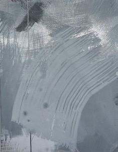 """""""persistance des gris"""" 65 x50 cm sur toile"""