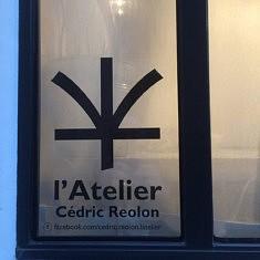 Logo l'Atelier Cédric Reolon © Cédric Reolon