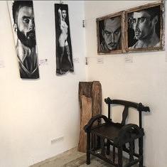 Installation / l'Atelier Cédric Reolon - 152, rue St-Maur Paris (20e)