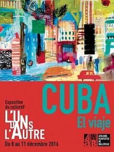 Exposition CUBA El Viaje