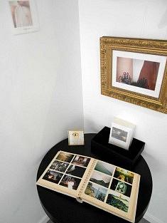 L'installation de Regina Suspensio (photo Loïs Pommier)