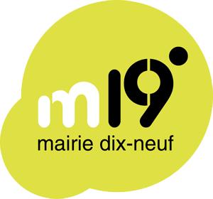 Logo Mairie 19e