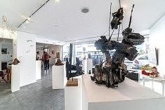 Exposition Abris (Photo : Christian Rouchouse)