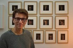 Dans l'atelier de Stéphane Norsic (photo Noémie Brancard)