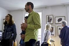 Dans l'atelier de Pierre-Olivier Clerc (photo Stéphane Gautier)