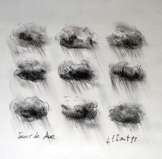 Luc Etivant, Jour de pluie