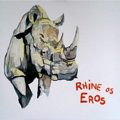 Vaug, Rhine os EROS, 100 x 100 cm