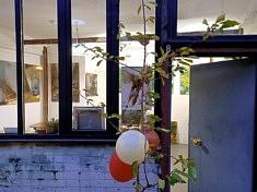 L'atelier de Charlotte Barrault (photo Loïs Pommier)