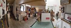 L'atelier de Rach'mell (photo Lorraine le Roy)