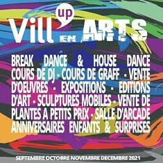 Expositions éphémères à Vill'Up-2021