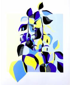 Emma Seneze, Le souffle cille au creux de l'arbre