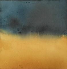Maryse Béguin, Sans rien dire, 2017 30x30cm Pigments acrylique
