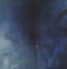 Maryse Béguin, Lumière des profondeurs, 2016 30x30cm Acrylique