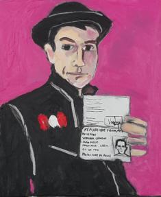 Juan Diego Vergara, Autoportrait