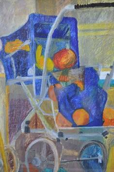 Lise Légier, 70 x 50 cm