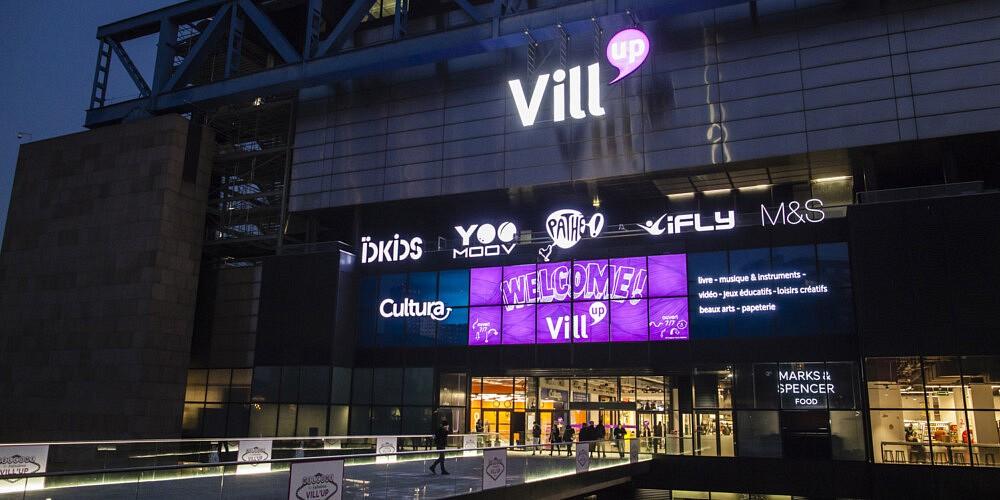 EXPOSITIONs ÉPHÉMÈREs À VILL'UPVill'Up, niveau 0, porte de la Villette
