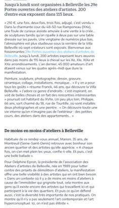 (Français) Le Parisien, 2018