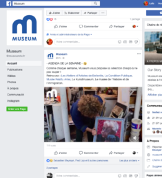 (Français) Museum, 2018
