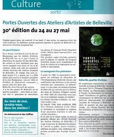 (Français) L'Ami Du 20e, 2019