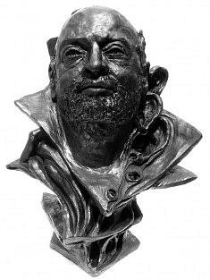 Georges B., 2005, H : 54 cm