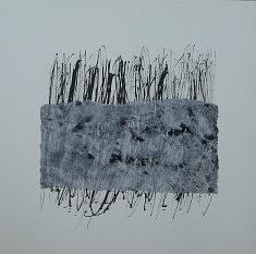 Légères et capricieuses I (40 x 40)
