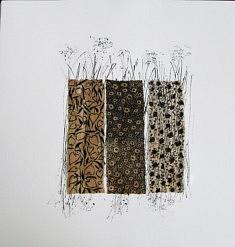 Texture végétale I (50 x 50)