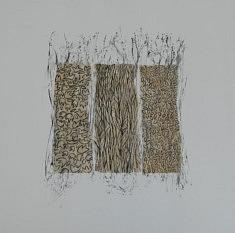 Texture végétale IV (50 x 50)