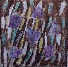 """Série """"Nuances printanières"""" (20x20)"""