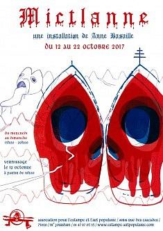 Mictlanne Du 12 au 22 octobre 2017