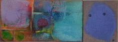 2015 Acrylique sur toile, 60cm x 150cm