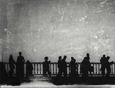 FILANTES - (série HUMAIN) - Tirage photo Fine Art Rag White, 13x17.