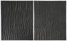 SANS TITRE VII, 2016, 120 x 60 cm – papier, encre