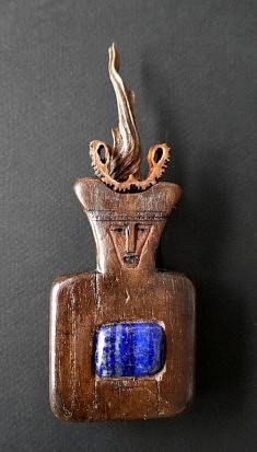 reliquaire lapis lazuli