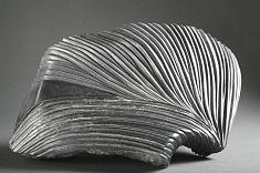 Chacone 2 - Granite – 40 x 38 x 11 cm