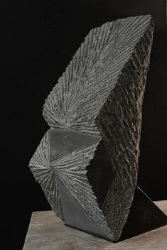 Fusion - Granite de Suède – 50 x19 x 16 cm