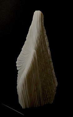 Rhapsodie - Marbre du Portugal – 44 x 23 x 23 cm