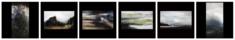 PROMENADE ARTISTIQUE DE MOLINEUF  13ème édition  8,9 et 15,16 septembre 2018 Accrochage de 6 tables lumineuses format 60x60 à haut parleurs multiples.  Compositions Manu Pékar