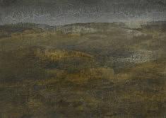 Bois doré,Technique mixte sur bois 50 cm x 70 cm