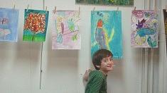 COURS D'ARTS PLASTIQUE DESSIN PEINTURE ENFANTS