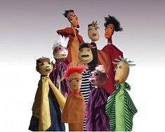Marionnettes - ateliers