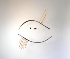 Lutin des bois 3 - 35 cm x 35 cm