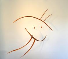 Lutin des bois 2 - 36 cm x 33cm