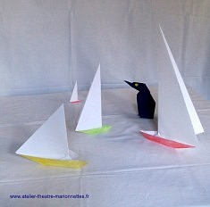 Origami et pop-up