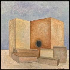 """""""Perse"""" acrylique 30x30 cm. 2020"""
